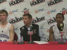 Postgame Interviews: Broughton (Dec. 26, 2012)