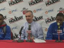 Postgame Interviews: Person  (Dec. 26, 2012)