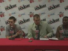 Postgame interviews: High Point Christian (Dec. 29)