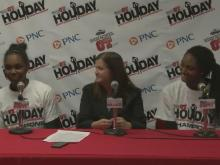 Postgame interviews: Myers Park girls