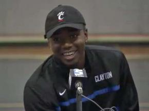 Gary Clark announced college choice