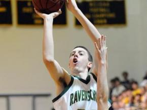 Ravenscroft power forward Ryan Kelly is one of the top senior basketball players in the nation.