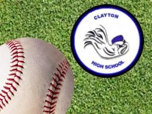Clayton Baseball Logo - Generic Graphic