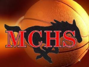 Middle Creek Basketball Logo - Generic Graphic