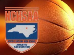 NCHSAA Basketball Logo - Generic Graphic