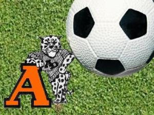 Athens Drive Soccer Logo - Generic Graphic