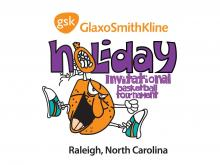 GlaxoSmithKline Holiday Invitational Logo