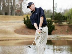 Grayson Murray is a freshman golfer at Leesville Road High School (Courtesy: Katie Williams, VYPE High School Sports Magazine)