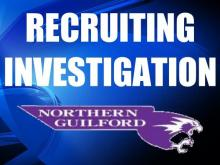 Northern Guilford recruiting investigation, generic