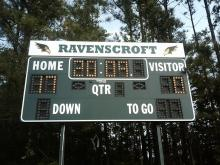 The Ravenscroft Middle School Boys Lacrosse team completed a remarkable 17-0 perfect season (Photo courtesy: Ravenscroft School)