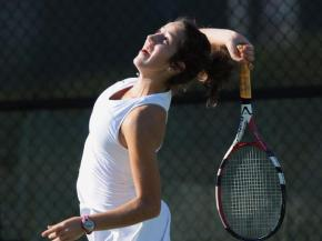 Ravenscroft senior Melis Tanik has announced her commitment to attend West Virginia University on a tennis scholarship.