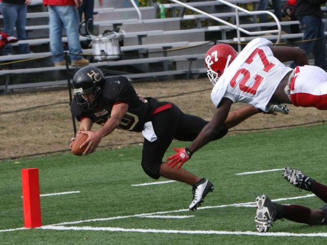 High School Sports. Slideshow: Seventy-First vs. Harnett Central