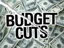 Budget Cuts generic graphic