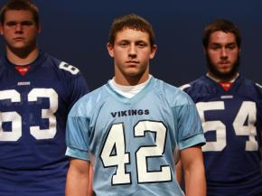 2010 All-OT Team: Matthew Fuhr, South Granville (Defensive Player of the Year)