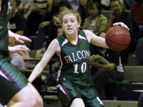 Girls Basketball: Green Hope vs. Millbrook (Feb. 25, 2011)