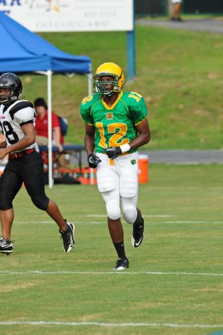 Bunn vs Oxford Webb in the 2011 Mellow Mushroom Pigskin Classic at Wake Forest-Rolesville (Photo By: Suzie Wolf)