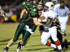 Franklinton at Ravenscroft on September 2, 2011