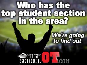 Student Section Showdown: Who has the best in the area? We're going to find out.
