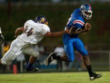 Jack Britt vs. Scotland County (Sept. 9, 2011)