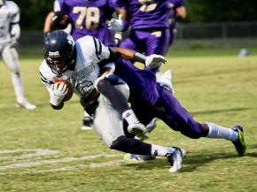 Millbrook vs. Broughton (Sept. 16, 2011)