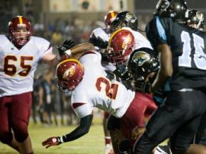 Douglas Byrd vs. Overhills (Sept. 23, 2011)