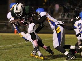 Garner vs. Southeast Raleigh (Oct. 21, 2011)