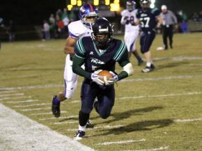 Wake Forest-Rolesville vs. Leesville Road (Oct. 28, 2011)