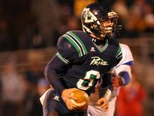 Leesville Road blasted Wake Forest-Rolesville for a second time this season, 49-20.