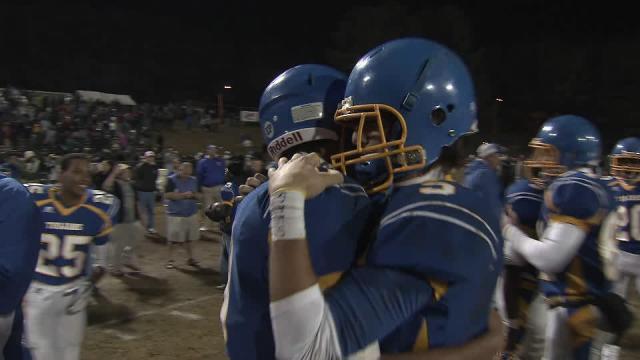 Jennings: Jack Britt vs. Garner (Nov. 25, 2011)