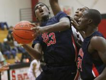 Boys Basketball: Jordan vs. Southern Durham (Dec. 16, 2011)