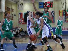 Cary Academy defeats Cary Girls