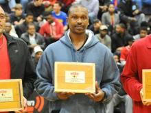 On Tuesday, the HighSchoolOT.com Holiday Invitational tournament named the inaugural class of the Legends of the Holiday Tournament. Present for the honor were: Tim Stevens, sports writer for the News & Observer  Billy Williams, a Broughton player in the 1975 holiday invitational championship game. Williams became a star at Clemson, where he was named All-Atlantic Coast Conference as a senior. He was drafted by the NBA, but chose to play professionally overseas.  Donald Williams, the most prolific scorer in Holiday Invitational history. Williams later became a national champion at UNC and was named the MVP of the 1993 NCAA Final Four.  Danny Young, who scored 30 points for Enloe in the 1978 holiday invitational championship. He was a star at Wake Forest and later played for five NBA teams.