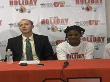 Postgame Interviews: Myers Park (Dec. 28, 2011)