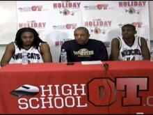Postgame Interviews: Wheeler (Dec. 29, 2011)