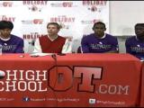 Postgame Interviews: Broughton (Dec. 30, 2011)