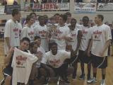 Randolph Bracket championship ceremony