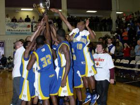 Boys: Garner vs. St. Raymond