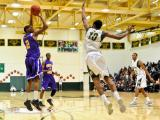 Boys Basketball: Word of God vs. Ravenscroft (Jan. 11, 2012)