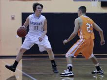 Boys Basketball: Fuquay-Varina vs. Panther Creek (Jan. 24, 2012)