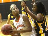 Girls Basketball: Northern Vance vs. Orange (Jan. 27, 2012)