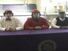Broughton signees excited about decision