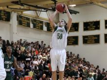 Ravenscroft senior forward Marcus Bryan verbally committed to Appalachian State.