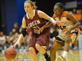 NCHSAA Eastern Regional - Green Hope v South View, February 29,