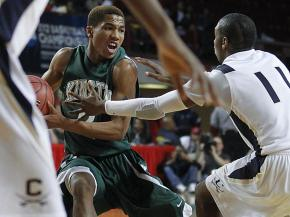Boys Basketball: Kinston vs . Cuthbertson (Mar. 10, 2012)