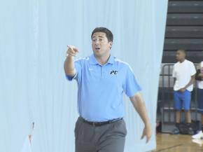 LJ Hepp is returning to Panther Creek's boys basketball program as the head coach.