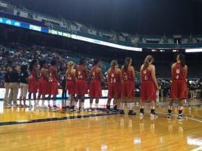 NCCA East-West All-Star Girls Basketball Game