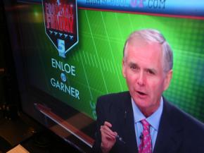Test run of Football Friday with Tom Suiter on Aug. 16, 2012. The 32nd season of Football Friday kicks off at 11:35 PM on Aug. 17, on WRAL-TV.