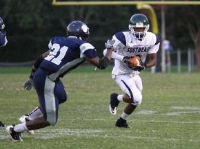 Southeast Raleigh vs. Millbrook (Aug. 17, 2012)