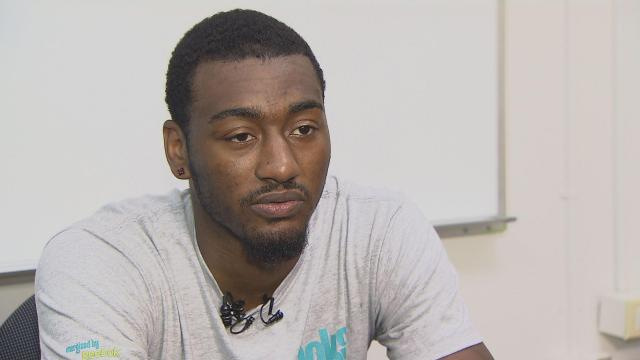 Interview: John Wall (Aug. 27, 2012)