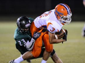 Athens Drive vs. Green Hope (Sept. 7, 2012)
